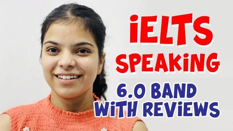 IELTS SPEAKING TEST  II  VANSHIKA from BATHINDA by RAMAN SHARMA