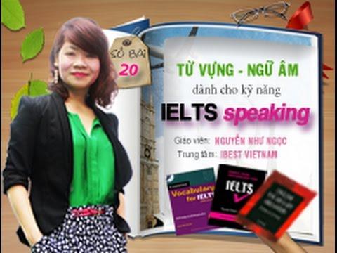 Tự học IELTS Speaking qua từ vựng - Food - P1   TiengAnh.Hoc360.vn