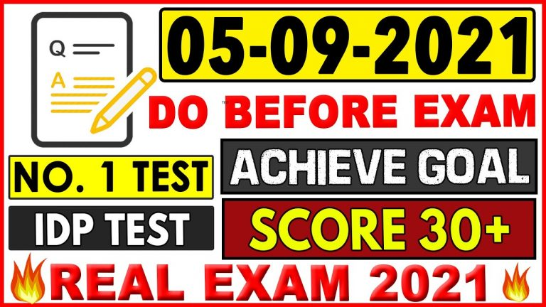 IELTS LISTENING PRACTICE TEST 2021 WITH ANSWERS   05.09.2021