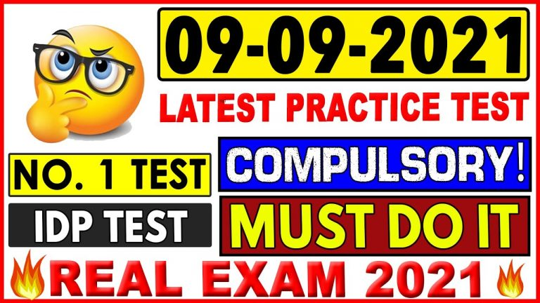 IELTS LISTENING PRACTICE TEST 2021 WITH ANSWERS | 09.09.2021